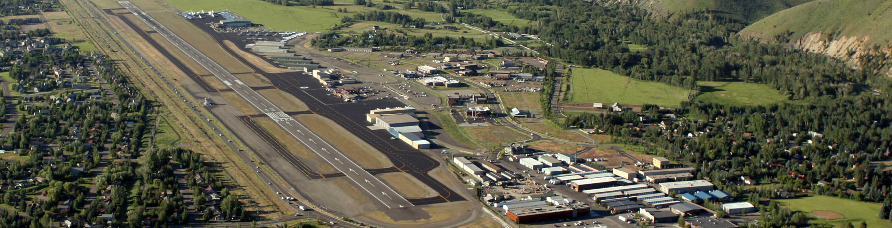 Friedman Memorial Airport - Hailey, Idaho