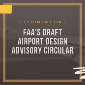 FAA Draft Airport Design Advisory Circular