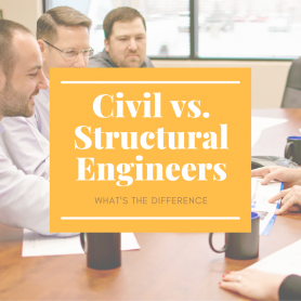 civil engineers and structural engineers in a meeting