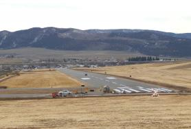 Meeker Airport Coulter Field Runway Reconstruction