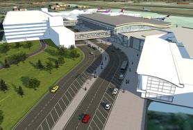 Spokane International Airport Terminal Renovation and Expansion