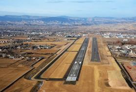 Vernal Regional Airport Runway Reconstruction