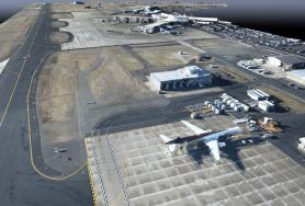 Spokane International Airport Terminal Renovation and Expansion 3D Model