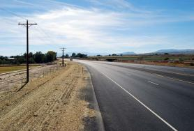 Cody-Powell Highway 5-Lane Expansion
