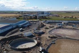 McCain Foods Wastewater Treatment Plant