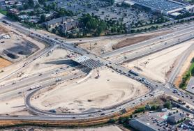I-84 Meridian Interchange